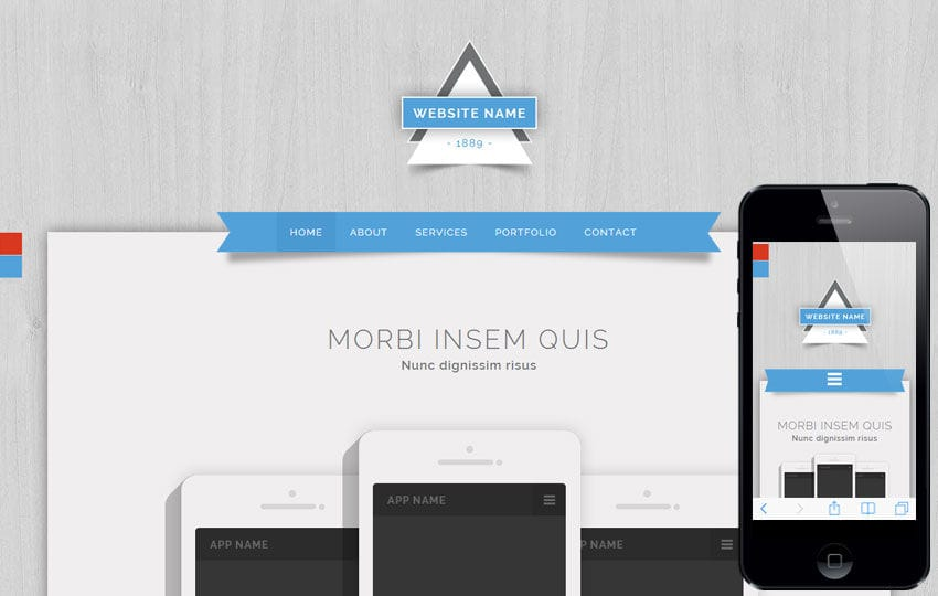 Dual App a Corporate Multipurpose Flat Bootstrap Responsive Web Template