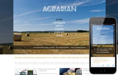 Agrarian a Agriculture Category Flat Bootstrap Responsive Web Template