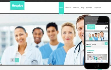 Hospice a Medical Category Flat Bootstrap Responsive Web Template