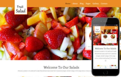 Fruit Salad a Hotel Category Flat Bootstrap Responsive Web Template