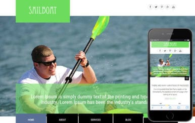 Sailboat a Transport Category Flat Bootstrap Responsive Web Template