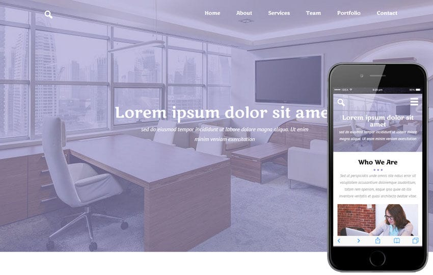Stylo a Personal Portfolio Flat Bootstrap Responsive Web Template