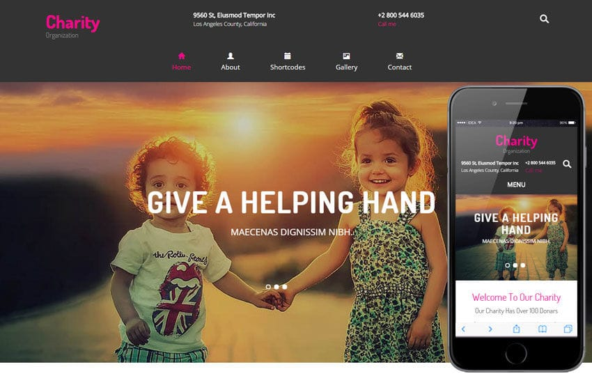 Charity a Charity Category Flat Bootstrap Responsive Web Template