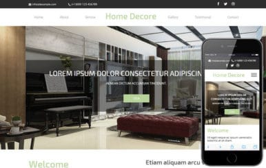 Home Decore a Interior Architects Multipurpose Flat Bootstrap Responsive Web Template