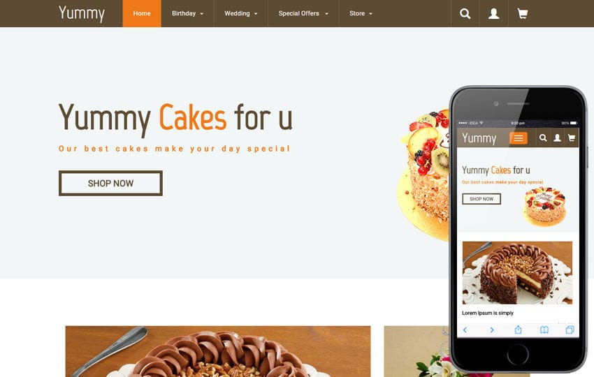 Yummy a Hotel Category Flat Bootstrap Responsive Web Template