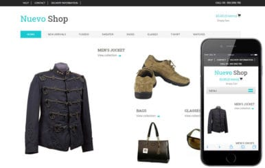 Nuevo Shop a Flat Ecommerce Bootstrap Responsive Web Template
