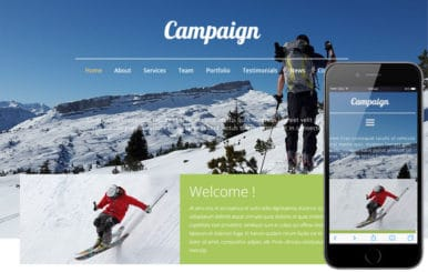 Campaign a Travel Guide Flat Bootstrap Responsive web template