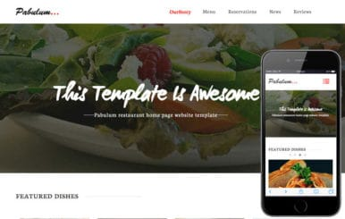 Pabulum a Hotel Category Flat Bootstrap Responsive Web Template