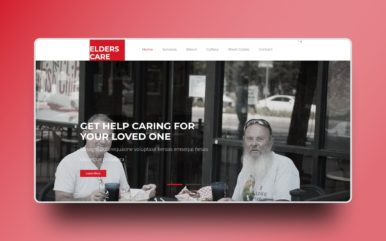 Elders Care a People and Society Category Flat Bootstrap Responsive Web Template