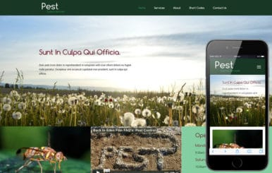 Pest a Animals Category Flat Bootstrap Responsive Web Template