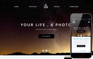 Photo Time a Photographer Portfolio Flat Bootstrap Responsive Web Template