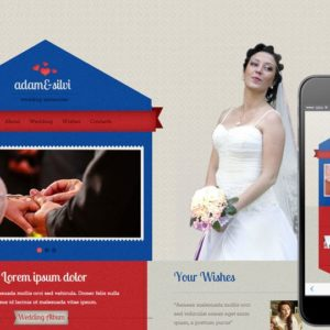 Wedlock a Flat Wedding Planner Bootstrap Responsive Web Template