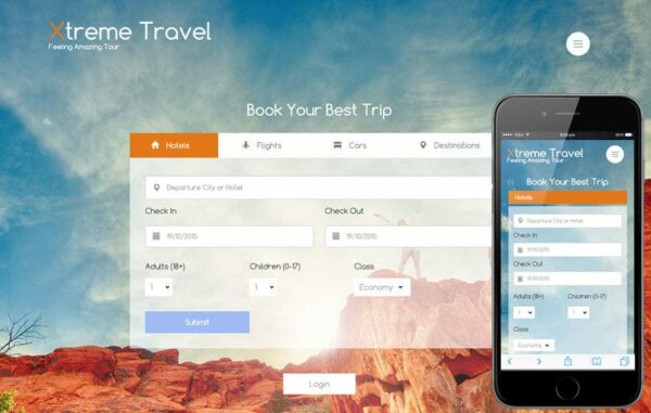Extreme Travel a Travel Guide Responsive template by w3layouts