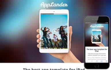 App Lander a App Based Flat Bootstrap Responsive Web Template
