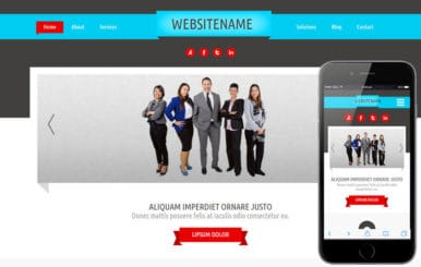 Exemplaria a Corporate Agency Flat Bootstrap Responsive Web Template