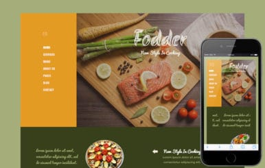 Fodder a Hotel Category Flat Bootstrap Responsive Web Template