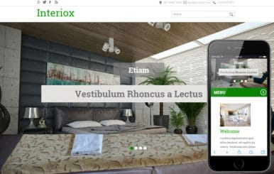 Interiox a Interior Architects Multipurpose Flat Bootstrap Responsive Web Template