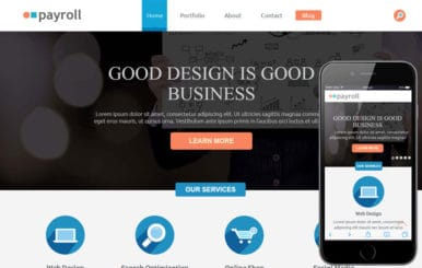 Payroll a Corporate Category Flat Bootstrap Responsive Web Template