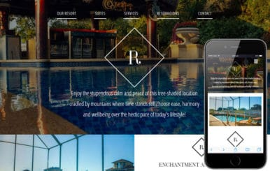Riviera a Hotel Category Flat Bootstrap Responsive Web Template