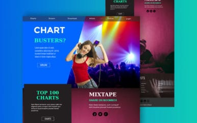 Boombox a Entertainment Category Flat Bootstrap Responsive web template