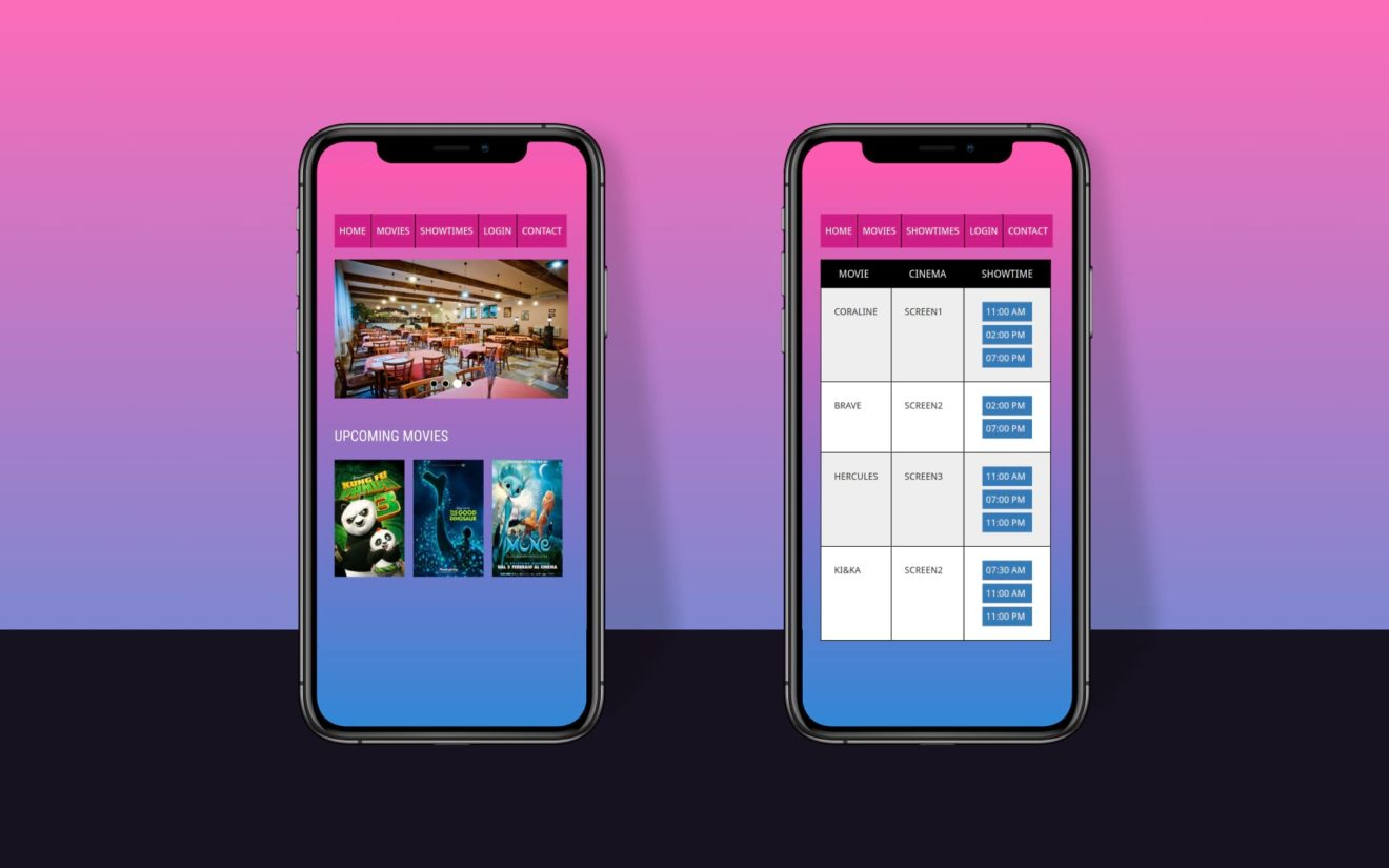 Book My Ticket a Mobile App Flat Bootstrap Responsive Web Template