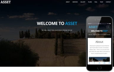 Asset a Real Estate Flat Bootstrap Responsive Web Template