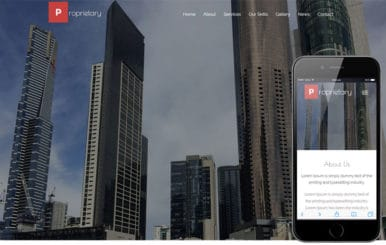 Proprietary a Real Estate Category Flat bootstrap Responsive web Template