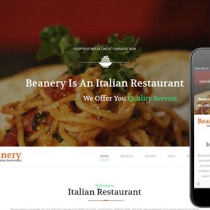 Beanery a Restaurant Category Flat Bootstrap Responsive Web Template