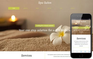 Spa Salon a Spa Category Flat Bootstrap Responsive Web Template
