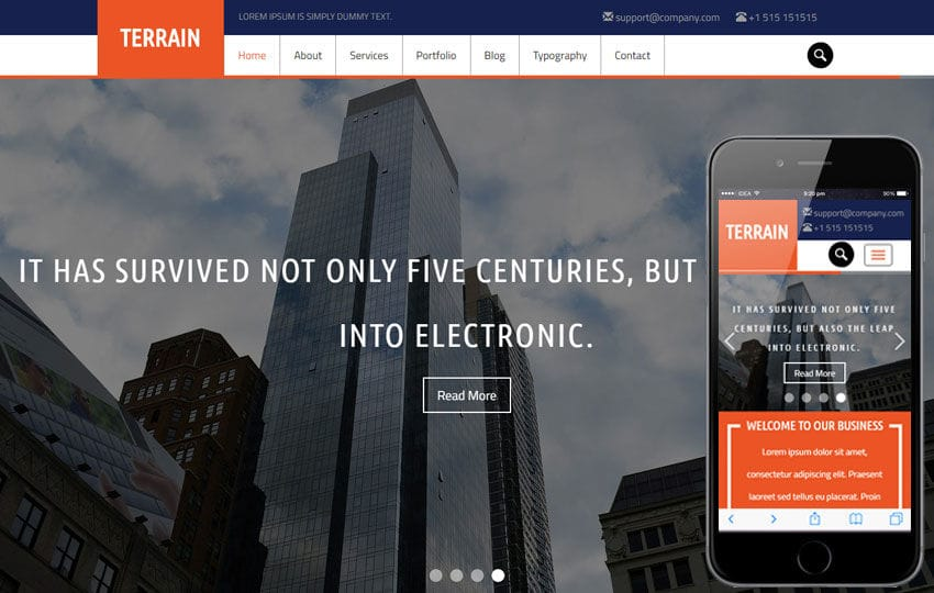 Terrain a Real Estate Category Flat bootstrap Responsive web Template