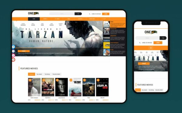 One-movies-w3layouts-website-template