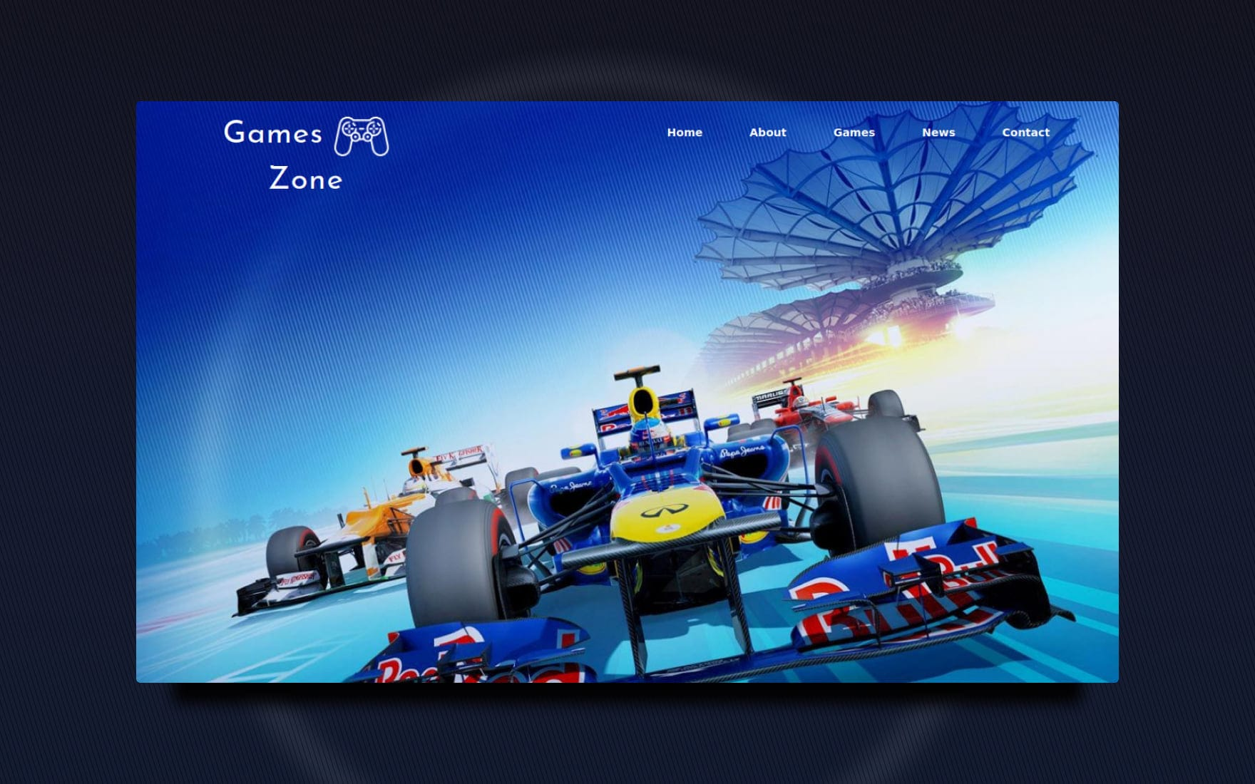 Games Zone a Games Category Flat Bootstrap Responsive Web Template