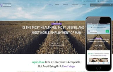 Viticulture an Agriculture Category Flat Bootstrap Responsive Web Template
