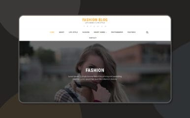 fashion-blog-website-templates