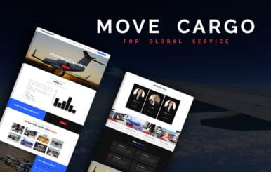 Move Cargo a Transportation Category Bootstrap Responsive Web Template