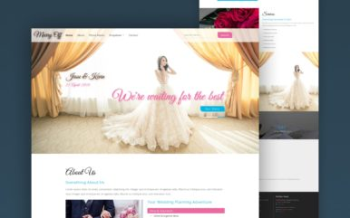 Marry Off Wedding Category Bootstrap Responsive Web Template