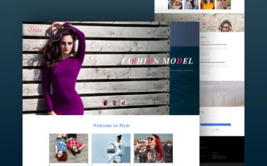 Style Fashion Category Bootstrap Responsive Web Template