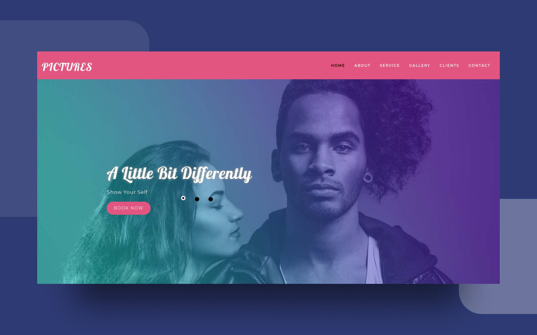 Pictures Photo Gallery Bootstrap Responsive Web Template