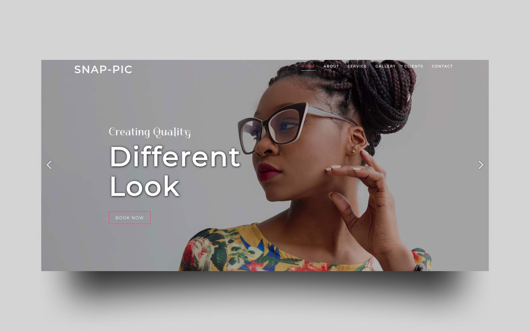 Snap-Pic a Photo Gallery Category Bootstrap Responsive Web Template