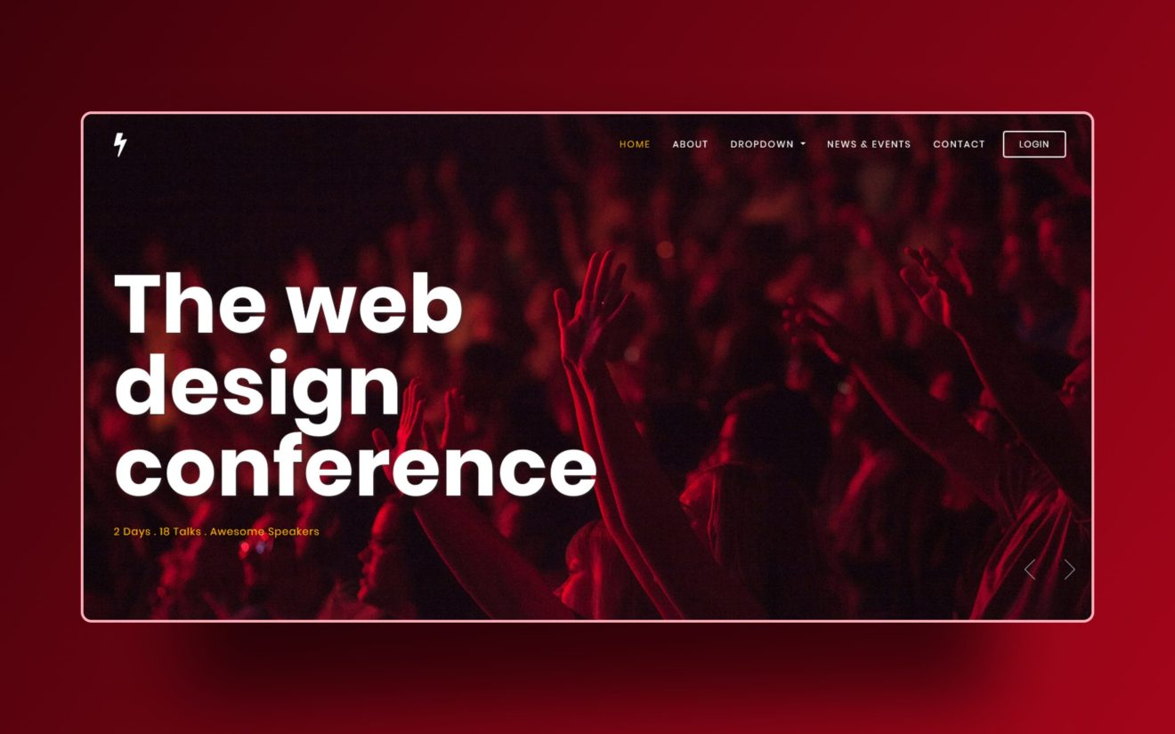 Conclave Corporate Category Bootstrap Responsive Web Template.