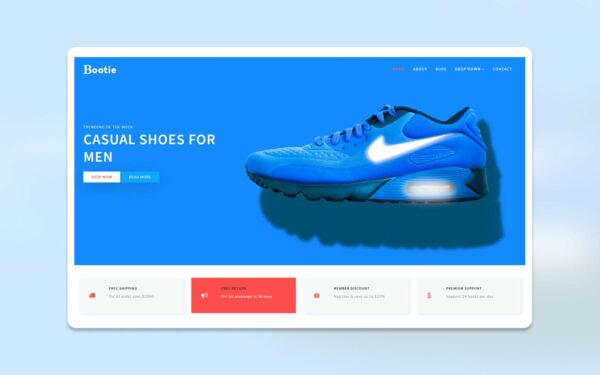 bootie-w3layouts-featured