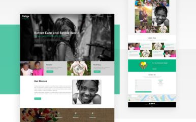 Oblige a Society & People Category Bootstrap Responsive Web Template