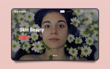 Skin Beauty a Beauty & Spa Category Bootstrap Responsive Web Template