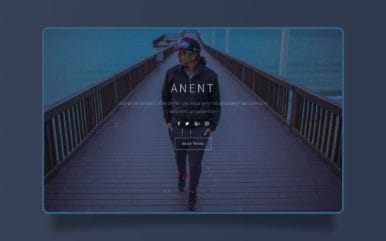 Anent a Personal Category Flat Bootstrap Responsive Web Template