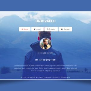 unrivaled-w3layouts-web-templates