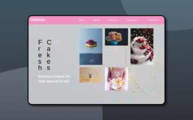 Gateau a Restaurant Category Bootstrap Responsive Web Template