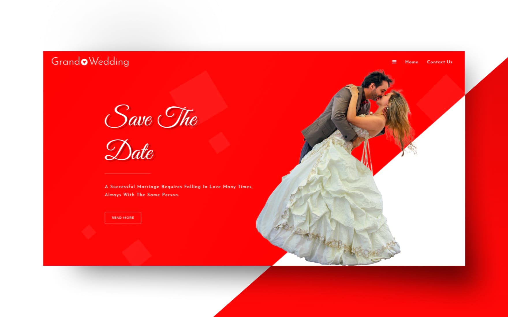 Grand Wedding a Wedding Category Bootstrap Responsive Web Template