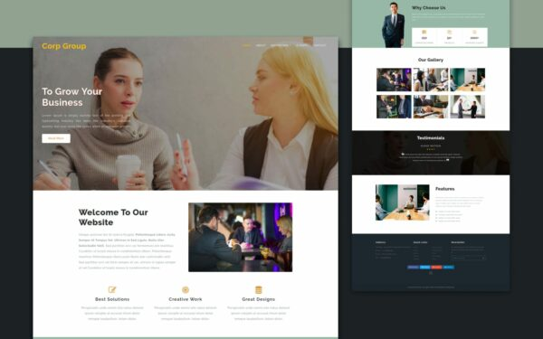 corp-group-website-template