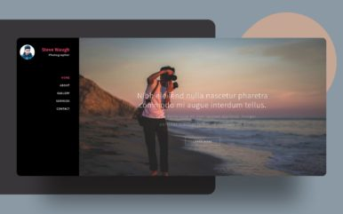 Polaroid a Photography Category Flat Bootstrap Responsive Web Template
