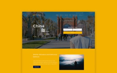 Trip Spot a Travel Category Bootstrap Responsive Web Template